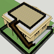Pavilion approved for roofdeck in Fall 2012!