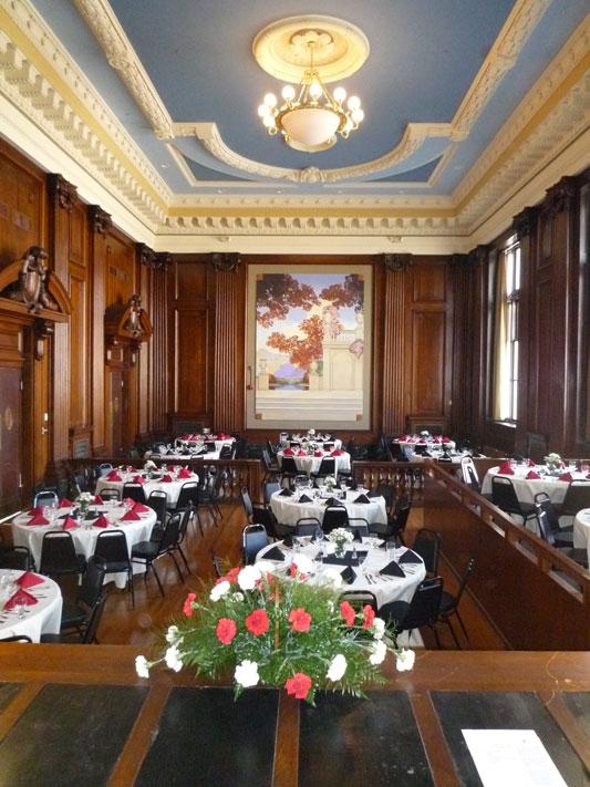 Grand Hall Dinner