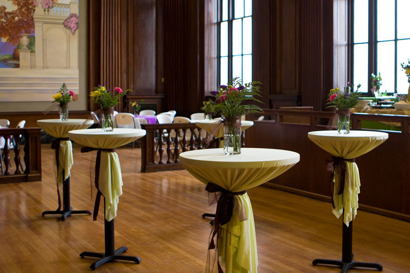 Grand Hall Coctails