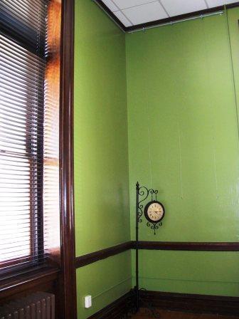 Suite 110 NE Corner