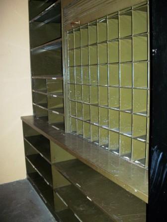 Suite 110 Postal Vault