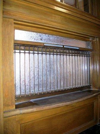 Suite 110 Postal Window